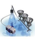 Приборы вакуумного фильтрования для микробиологического анализа